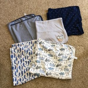 Cater's Swaddle Blanket Set